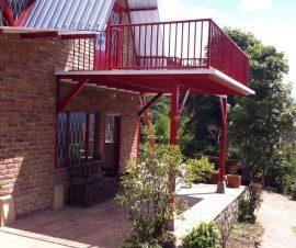 5 fanegadas cuenta con una casa de estructura metalica